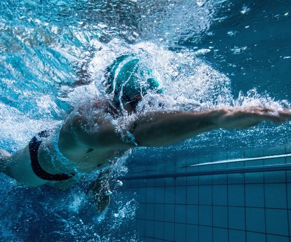 HZV Lutra masters zwemmen