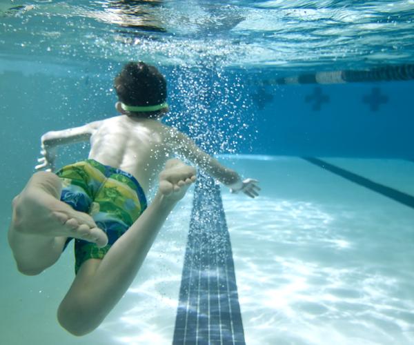 HZV Lutra zwemmen met een verstandelijke beperking