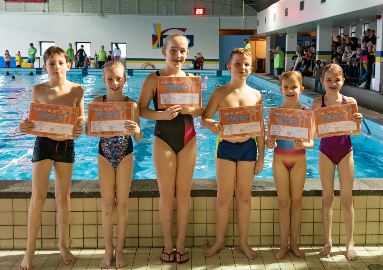 Zwemvaardigheid 1