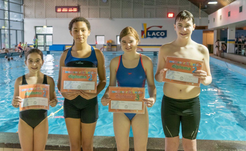 Zwemvaardigheid 2 en 3